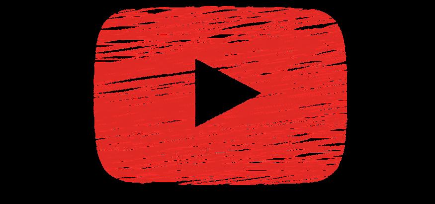 YouTube social media platform