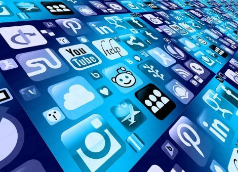 collection of social media platforms
